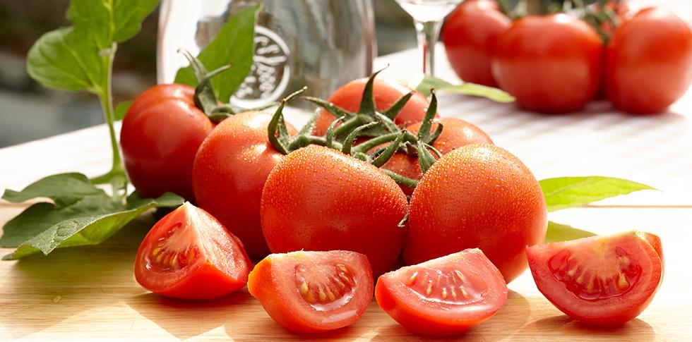 Heerlijke Tom4life tomaten